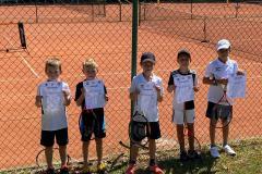 2020 Tennisturnier Kinder 19.07.2020